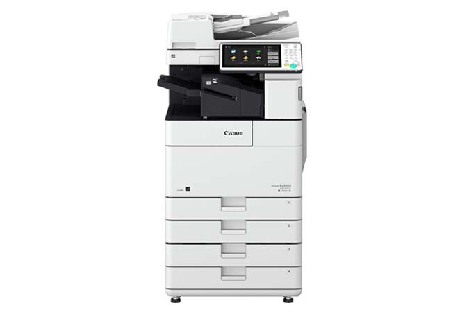 HP Color LaserJet Managed E57540